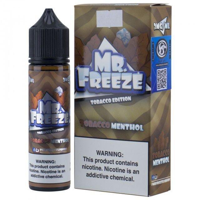 MR FREEZE - Tobacco Menthol 60ML