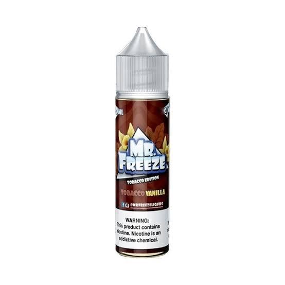 MR FREEZE - Tobacco Vanilla 60ML