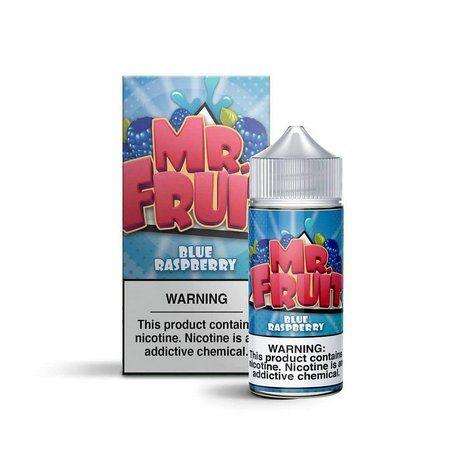 MR. FRUIT - BLUE RASPBERRY 100ML