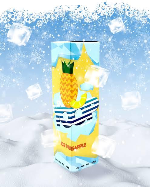 MR YOOP - Ice Pineapple 60ml