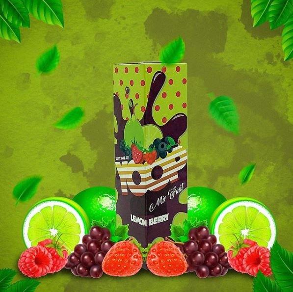 MR YOOP - Lemon Berry 60ml