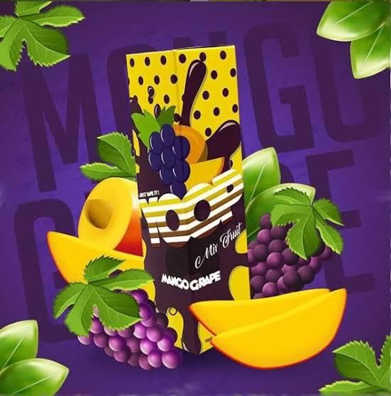 MR YOOP - Mango Grape 60ml