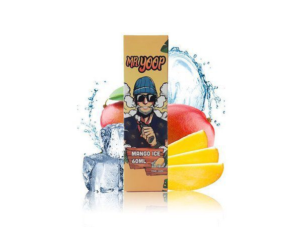 MR YOOP - Mango Ice 60ml