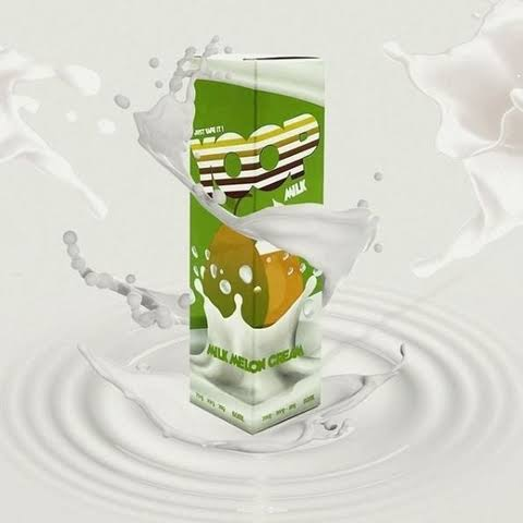MR YOOP - Milk Melon Cream 60ml