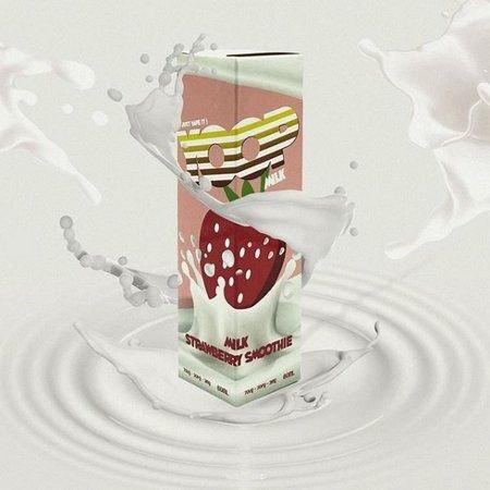 MR YOOP - Milk Strawberry Smoothie 60ml