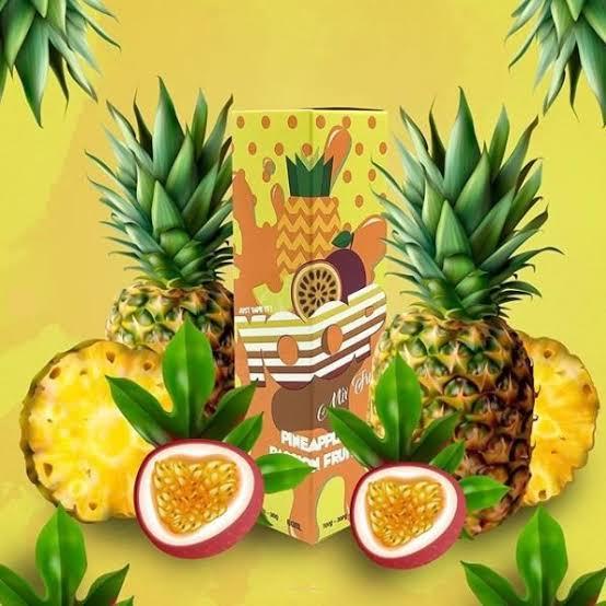 MR YOOP - Pineapple Passion Fruit 60ml