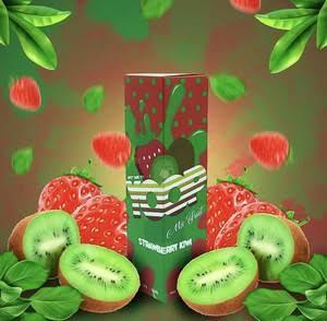 MR YOOP - Strawberry Kiwi 60ml