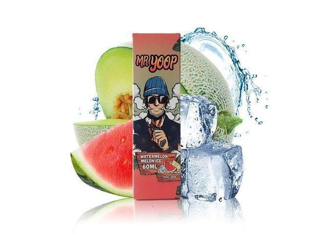MR YOOP - Watermelon Melon Ice 60ml