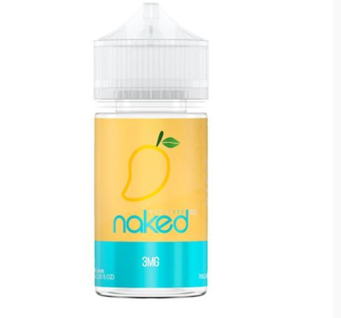 NAKED100 -  Mango 60ML