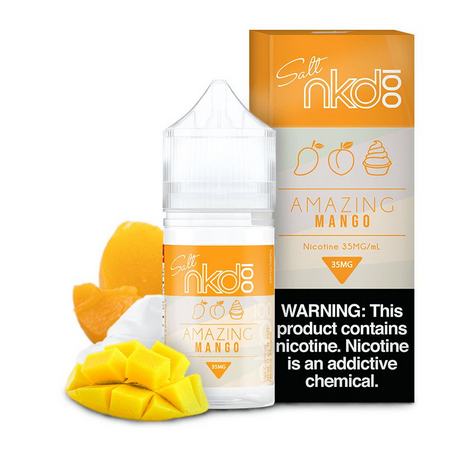 NAKED - Amazing Mango Ice Salt 30ML