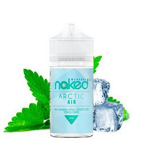 NAKED - Artic Air 60ML