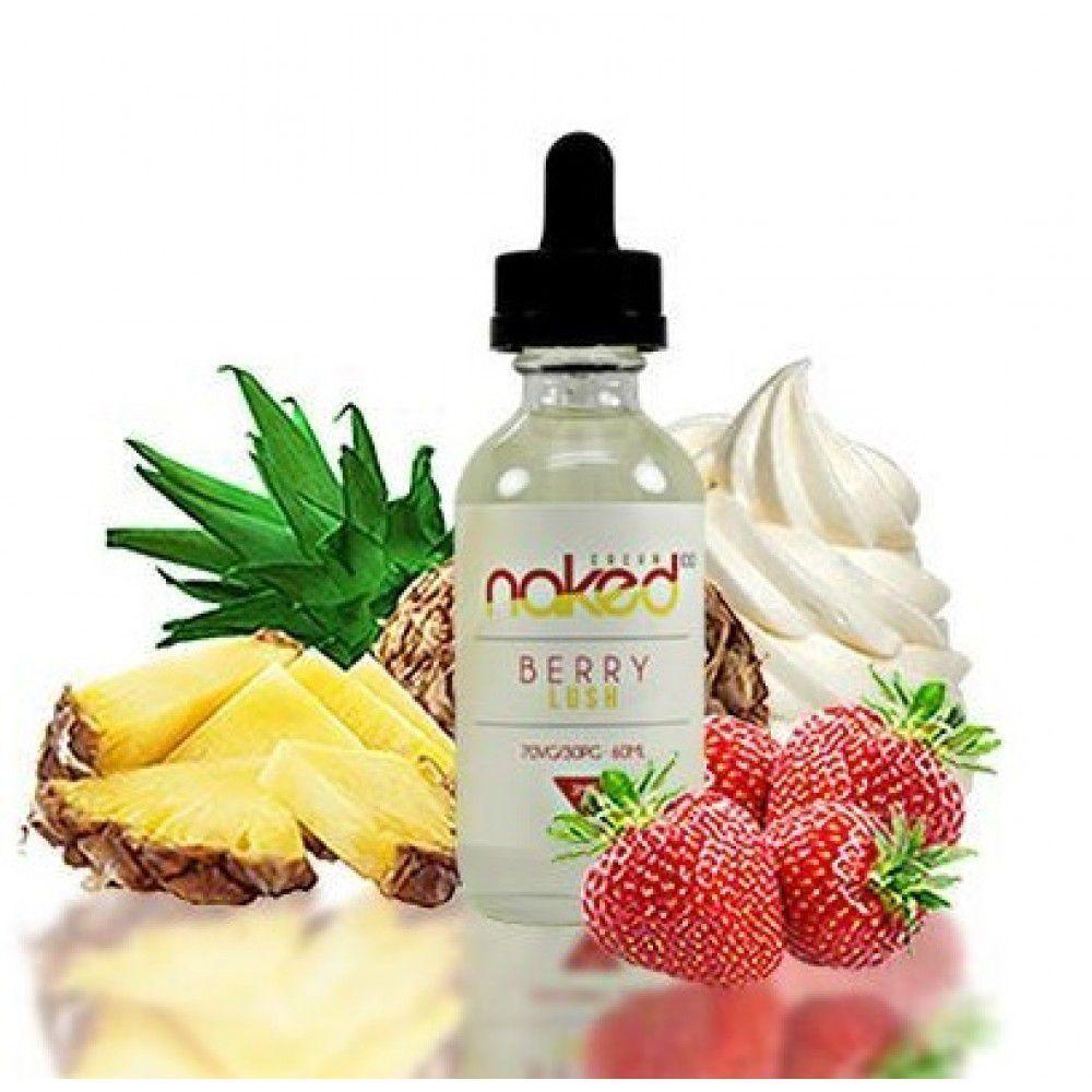 NAKED - Berry Lush 60ML