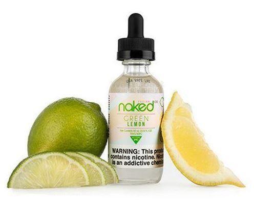 NAKED - Green Lemon 60ML