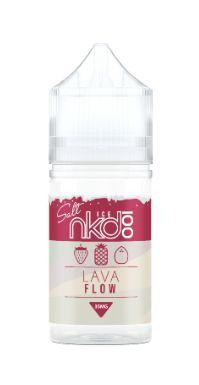 NAKED - Lava Flow Ice Salt 30ML