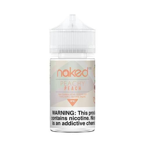 NAKED - Peachy Peach 60ml