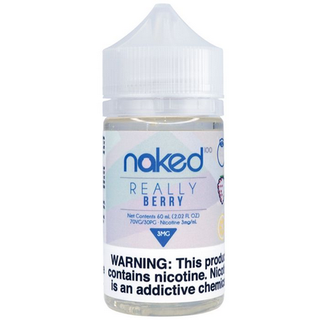 NAKED - Really Berry 60ML