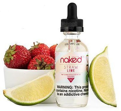 NAKED - Straw lime 60ML