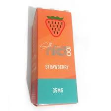 NAKED - Strawberry Ice Salt 30ml