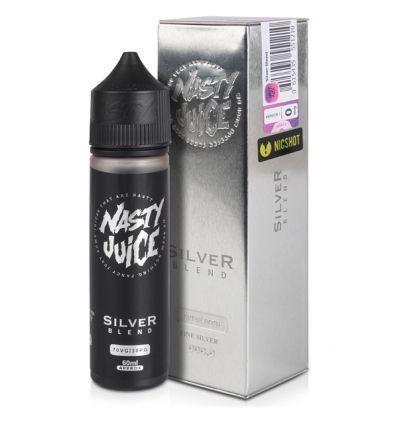 NASTY - Tobacco Silver 60ML