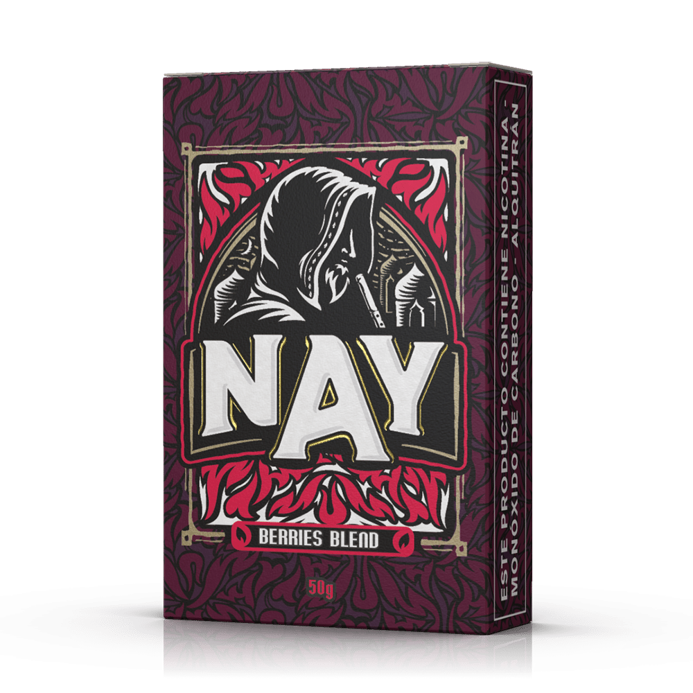 NAY - Bubble Blend 50g (P/ NARGUILE)