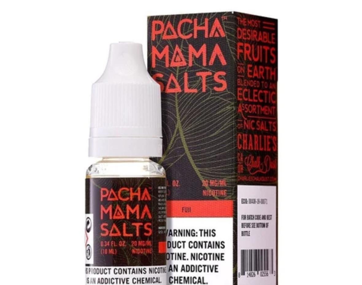 Pacha Mama - Fuji Apple Salt 10ml