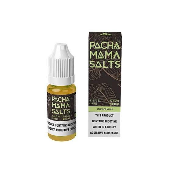 Pacha Mama - Honeydew Melon Salt 10ml