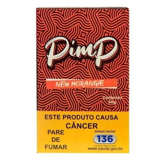 PIMP - New Morangie 50g (P/ NARGUILE)