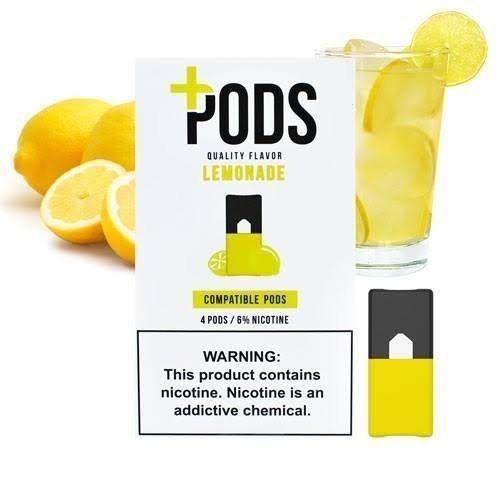 PLUS PODS - Lemonade ( Compatível Jull)