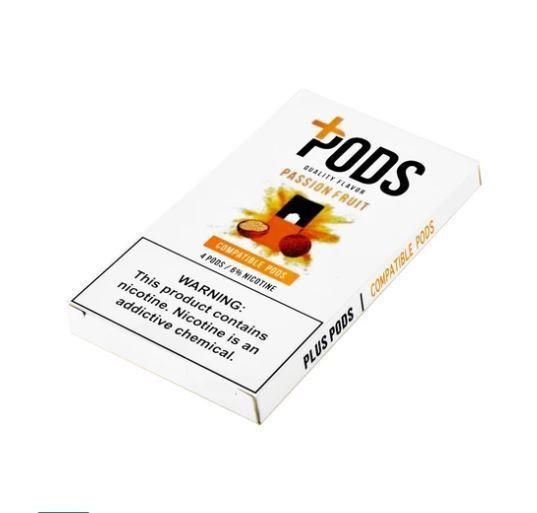 PLUS PODS - Passion Fruit  ( Compatível Jull)