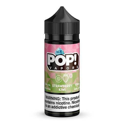 POP VAPORS - Strawberry Kiwi 100ml