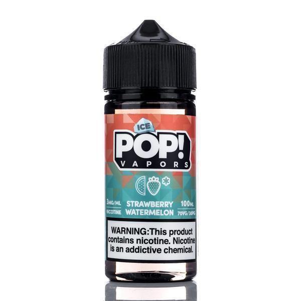 POP VAPORS - Strawberry Watermelon 100ml