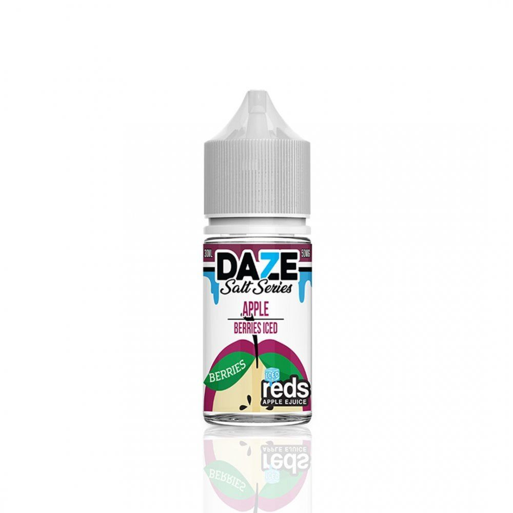 REDS APPLE - Apple Berries Iced Salt 30ML