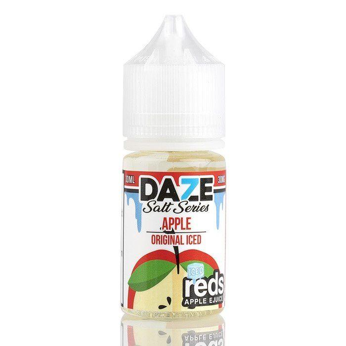 REDS APPLE - Apple Iced Salt 30ML