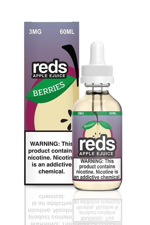 REDS APPLE - Berries 60ML