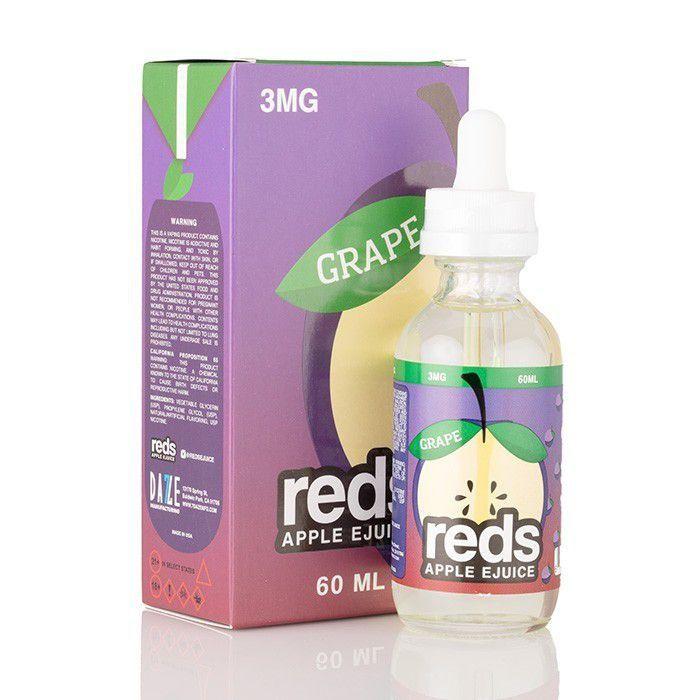 REDS APPLE - Grape 60ML