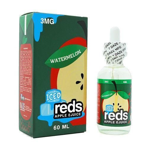 REDS APPLE - Watermelon Iced 60ML