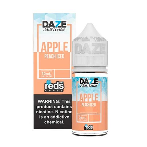 REDS - Apples Peach Iced Salt 30ml