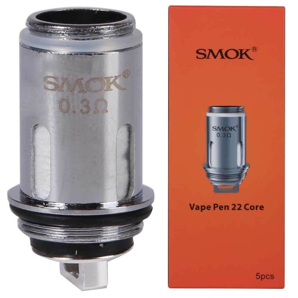 SMOK - Coil Head Smok Pen 22 0.3 ohms