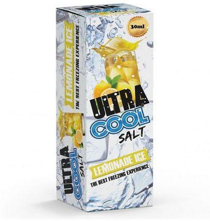 ULTRACOOL - Lemon Ice Salt 30ml