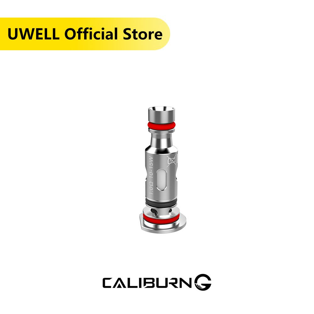 UWELL - Caliburn 1.0 ohms  (P/ Caliburn G e Caliburn Koko Prime)