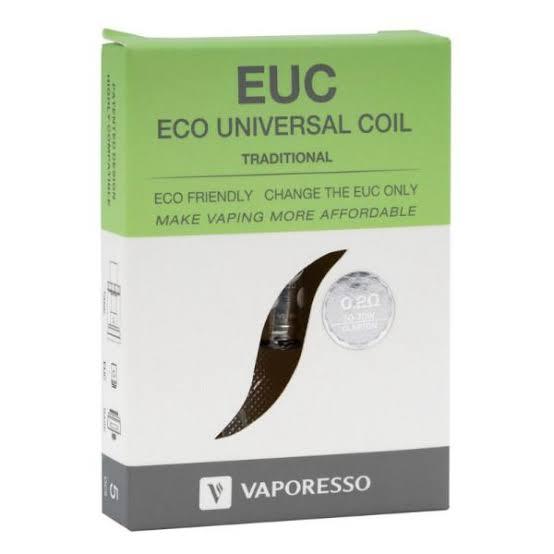 VAPORESSO - Coil EUC (ECO UNIVERSAL COIL)