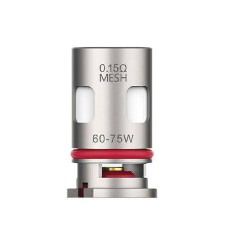 VAPORESSO - Coil GTX Mesh 0.15 ohms (P/ FREE BASE)