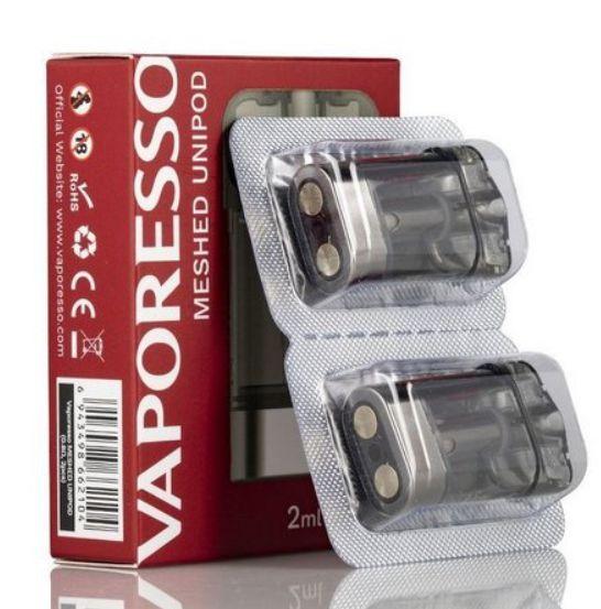 VAPORESSO - Unipod Mesh 0.8 ohms (P/ XTRA)