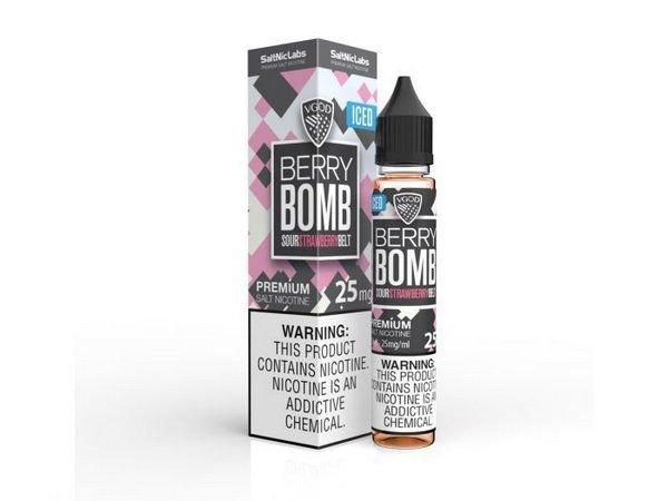 VGOD - Berry Bomb Salt Strawberry  30ml