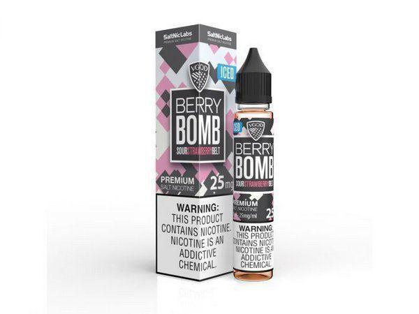 VGOD - Berry Bomb Iced Salt 30ML