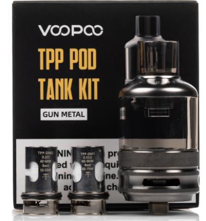 VOOPOO - TPP Pod Tank Kit