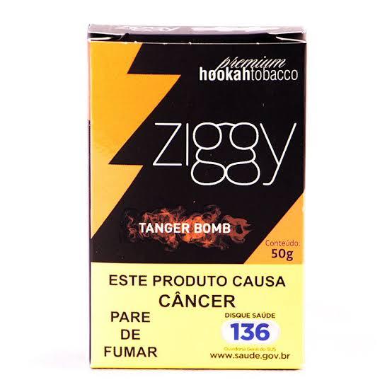 ZIGGY - Tanger Bomb 50g (P/ NARGUILE)