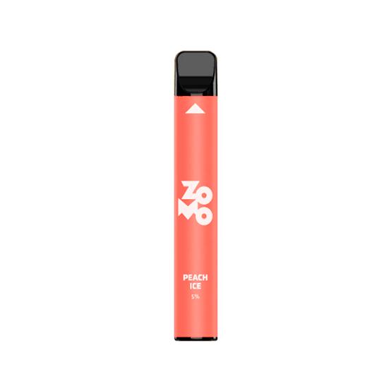 ZOMO Descartável - Peach Ice 500 puffs 5%