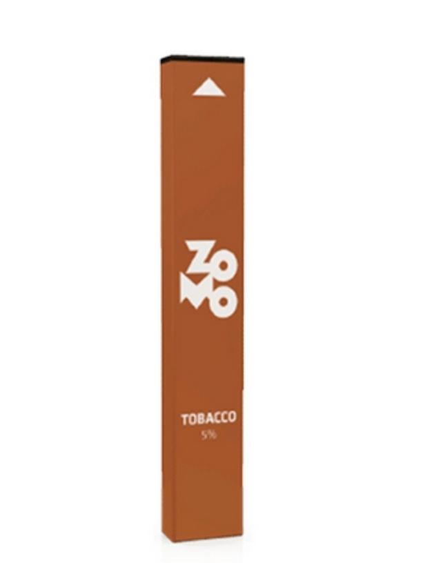 ZOMO Descartável - Tobacco 320 puffs 5%