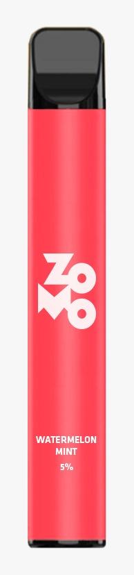 ZOMO Descartável - Watermelon Mint 650 puffs 5% *LANÇAMENTO*